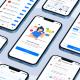App Promo Phone 13 Blue - VideoHive Item for Sale