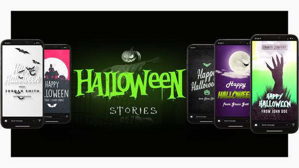 Halloween Instagram Stories & Posts