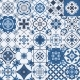 Traditional Mexican and Portuguese Porcelain - GraphicRiver Item for Sale