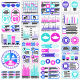 Infographics Data Visualization - GraphicRiver Item for Sale