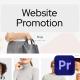 Corporate Website Promo for Premiere Pro - VideoHive Item for Sale