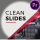 Clean Corporate Presentation For Premiere Pro - VideoHive Item for Sale