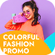 Colorful Fashion Promo - VideoHive Item for Sale