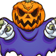 Pumpkin Ghost - GraphicRiver Item for Sale