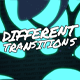 Different Transitions // After Effects - VideoHive Item for Sale