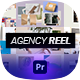 Agency Reel for Premiere Pro - VideoHive Item for Sale