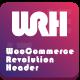 WooCommerce Revolution Header for Elementor WordPress Plugin - CodeCanyon Item for Sale