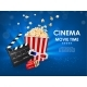 Online Movie Theater Streaming Service Poster - GraphicRiver Item for Sale