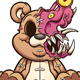 Monster Teddy Bear - GraphicRiver Item for Sale