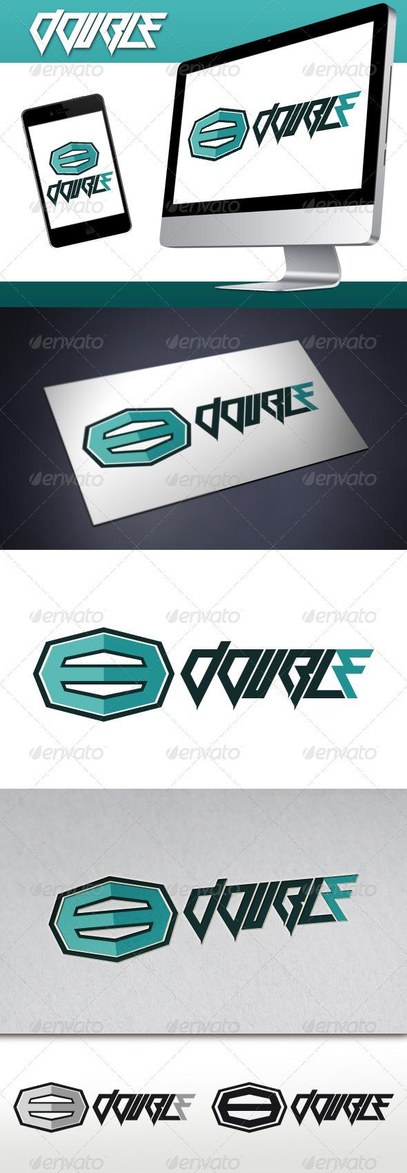 Letter E Logo (Double E)