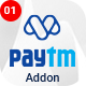 Manyvendor CMS Paytm Addon - CodeCanyon Item for Sale