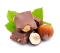 Chocolate with nuts - PhotoDune Item for Sale