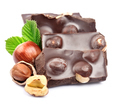 Chocolate and nuts - PhotoDune Item for Sale