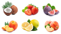 Collage of fruits - PhotoDune Item for Sale