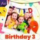 Happy Birthday Slideshow 3 - VideoHive Item for Sale