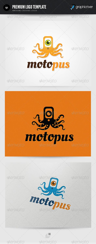 Motopus Logo