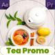 Tea Promo   MOGRT - VideoHive Item for Sale