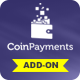 Coinpayments Payment Gateway for Fundme - CodeCanyon Item for Sale