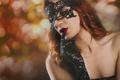 Woman with venetian mask - PhotoDune Item for Sale