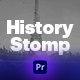 The History Stomp for Premiere Pro - VideoHive Item for Sale