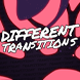 Different Transitions // Mogrt - VideoHive Item for Sale