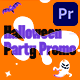 Halloween Party Promo - VideoHive Item for Sale