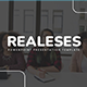 Realeses - Business Google Slides Template - GraphicRiver Item for Sale