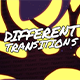 Different Transitions // Final Cut Pro - VideoHive Item for Sale