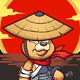 Samurai Teddy Bear - GraphicRiver Item for Sale