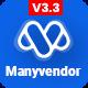 Manyvendor - eCommerce & Multivendor CMS - CodeCanyon Item for Sale