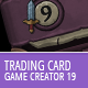 Trading Card Game Creator - Vol 19 - GraphicRiver Item for Sale