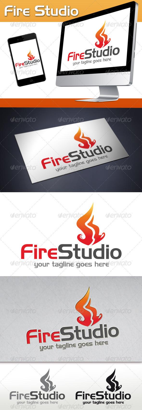Fire Studio Logo