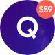 Qwery - Multi-Purpose Business WordPress Theme + RTL - ThemeForest Item for Sale