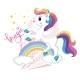 Little Cute Cartoon Happy Unicorn Vector - GraphicRiver Item for Sale