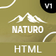 Naturo - Hunting and Fishing Services HTML Template - ThemeForest Item for Sale