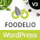 Foodelio – Organic & Food WooCommerce Multivendor WordPress Theme + RTL - ThemeForest Item for Sale