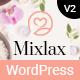 Mixlax - Spa Nail Beauty Hairdresser & Salon WordPress Theme - ThemeForest Item for Sale
