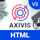 Axivis - Car Services and Repair HTML Template - ThemeForest Item for Sale