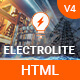 Electrolite - Electrician & Repairing HTML Template - ThemeForest Item for Sale