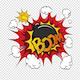 Cartoon Animation Explosion 3