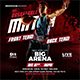 Basketball Match Flyer - GraphicRiver Item for Sale