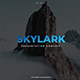 Skylark - Business Powerpoint Template - GraphicRiver Item for Sale