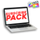 Subscribe Pack | FCPX - VideoHive Item for Sale