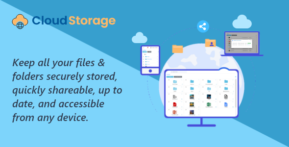 File Manager and Cloud Storage