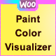 WooCommerce Room Paint Colors Visualizer - CodeCanyon Item for Sale