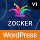 Zocker - eSports Game & Online Clan News Video Gaming WordPress Theme - ThemeForest Item for Sale