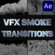 Smoke Transitions | After Effects - VideoHive Item for Sale
