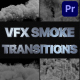 Smoke Transitions | Premiere Pro MOGRT - VideoHive Item for Sale