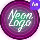 Neon Logo Reveals - VideoHive Item for Sale