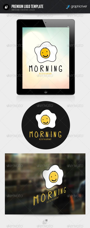Morning  Restaurant Logo
